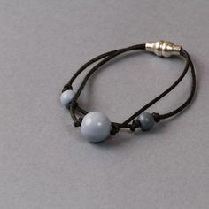 Bracelet Daijiro coloris bleu