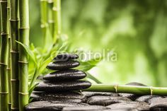 spa concept with zen basalt stones and bamboo Zen, Basalt Stone, Incense, Concept, Stones, Stacked Stones, Japan Style, Canvases, Rocks