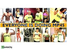 MP45 Gym Workout Program,For Men & Women, All Ages,Beginner Or Advanced Muscle Prodigy's premier 45 day workout program and meal plan guide. Endorsed by the likes of Ronnie ...