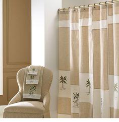 Extra Long Shower Curtain Brown : Best shower curtain ideas