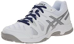ASICS Gel-Game 5 GS Tennis Shoe (Little Kid/Big Kid) * Be sure to check out this awesome product.
