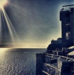 Mil reflejos sobre el mar La vista cada día sobre la habitación resultaba simplemente irrepetible.  http://www.gloriapalaceth.com/