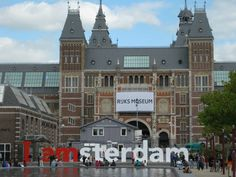 Ruks Museum, Amsterdam, Holland. - Wonderful and easier than the Louvre which was enormous!