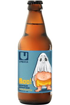 Boo! Anerican Wheat Beer