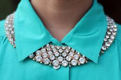 Trend: Under the Collar necklace