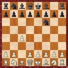 Englische Schach-Eröffnung - Variante c4 - Sf6 - Glarean Magazin - Häufigste Variante in der Praxis, Nebenvariante im Buch: Der Springerzug Sf6 nach 1. c4