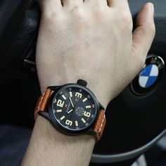 2016 Luxury Brand NAVIFORCE Fashion Watches Men Leather Casual watch Waterproof  Military Relogio Masculino Sport Men Wristwatch #>=#>=#>=#>=#> Click on the pin to check out discount price, color, size, shipping, etc. Save and like it!