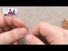 Tip: Make Herringbone (Ndebele) Faster - Jill Wiseman  ~ Seed Bead Tutorials