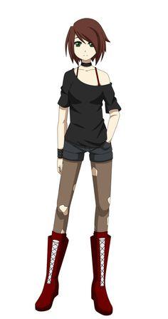 Naruto OC: Sayuri Namine Shura by ShuraGirlSayuri on ...