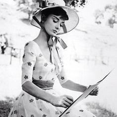 Audrey, Spring Hat