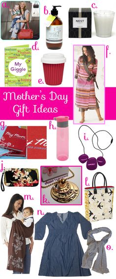 KidStyleFile's Mother's Day Gift Guide
