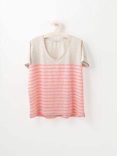 Stripe Swing T-Shirt