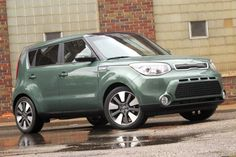 2014 Kia Soul photo gallery: Kia Soul from the front