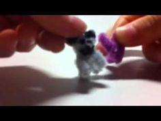 How To Make a Pipe Cleaner Dog - YouTube