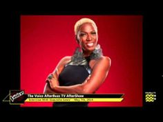 Sisaundra Lewis The Voice Interview   AfterBuzz TV