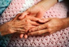 oh my....it looks like my Mama's hands from long ago....I miss her hands, her voice, her touch, her smell...