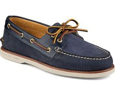 Sperry - Gold A/O Nubuck - Marine - LE CAPITAINE D'A BORD