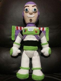 Buzz Lightyear Amigurumi