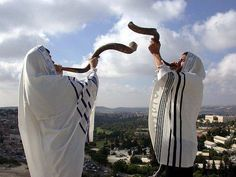 ~Shofars~...can you hear the sound of the Shofars??? Prophecy is being fulfilled...the hour is at hand for the return of Messiah Y'SHUA...be Prepared!!!