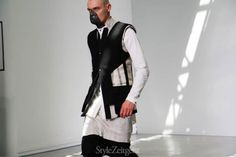 Boris Bidjan Saberi S/S17 - Paris Fashion  Year StyleZeitgeist Spring Summer Season PFW Paris Fashion Week Paris MENSWEAR Mens Fashion Fashion Boris Bidjan Saberi BBS 2017