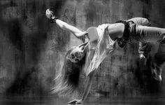 Фото обои dance, hip hop, break dance, breakdance, b-girl