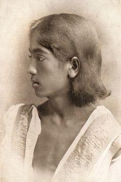 1910s Jiddu Krishnamurti