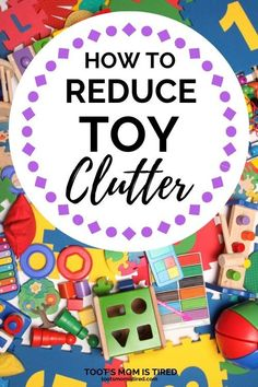 How to Reduce Toy Clutter and Prevent it from Happening Again - Toot's Mom is Tired Do It Yourself Furniture, Lego Storage, Science Kits, Toddler Preschool, Toddler Play, Raising Boys, Lego House, Toy Rooms, Toy Organization