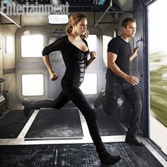 divergent movie | New Divergent Movie Images Tease Bravery And Training - CinemaBlend ...