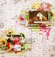 czekoczyna: In the garden.