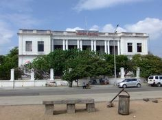 Pondicherry Marie Hall @ Goubert Avenue (Beach road)