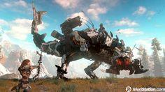 Horizon Zero Dawn: así se juega - PlayStation 4