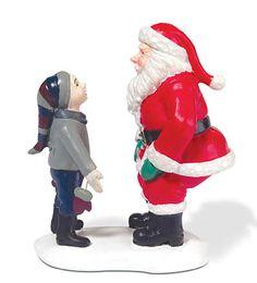 Department Store Santa Accessory