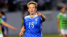 Megan Rapinoe Talks To Photographer Behind 'Strong Is The New Pretty'