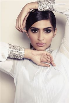 Sonam Kapoor sizzles in photo shoot #Style #Bollywood #Fashion #Beauty
