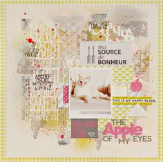 The Apple of my eyes by Armance Scrap