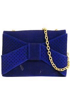 Clutch Factor! Designer Hand Bags Zac Posen Accessories 2014