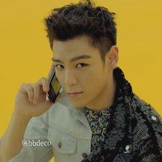 TOP... Oh my gosh love his hair and his face.... soooo nice... ^_^