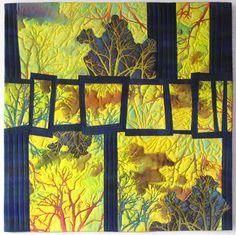 Sunsets, Trees, Windows #2, Charlotte Ziebarth