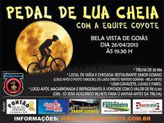 Pedal de Lua Cheia.