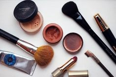 Cleaning your make-up brushes is as Important as cleaning your face. Follow these tips to keep your brushes in tip-top shape :)