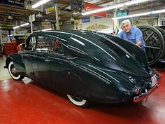 Jay Leno's Tatra T87: The High-Mileage Cruiser of the '30s