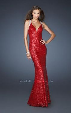 La Femme 18616 | La Femme Fashion 2014 - La Femme Prom Dresses - Dancing with the Stars