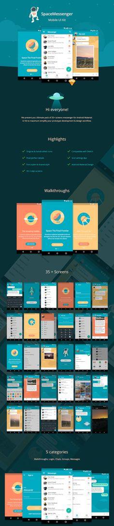 20 Fresh Flat UI Designs Free to Download webdesignledger - fresh blueprint 3 free download