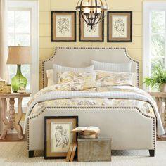 Birch Lane Parker Nailhead Trim Bed