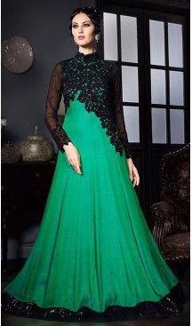 8d3170513853 30 Best Indian party wear gowns images