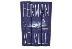 S/3 Herman Melville Books