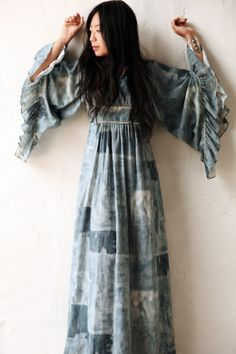 Vintage Clothing for Women at Free People Turquiose and denim