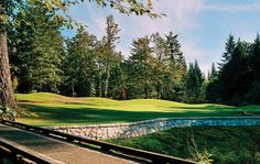 Storey Creek Golf Course, Campbell River, BC Vancouver Island Golf Trail http://golfvancouverisland.ca