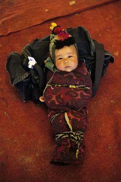 Bamiyan, Afghanistan 2003 Steve McCurry  aww so cute