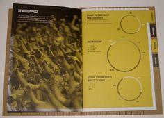 2010 - 2011 Minnesota Daily Media Kit on Behance